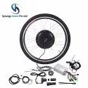 Electric Cycle Conversion Hub Motor Full Kit 250 Watt