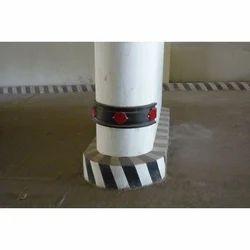 EPDM Rubber Pillar Guard
