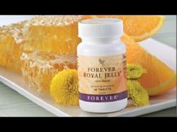 Forever Royal Jelly 100% Natural- 60 Capsules