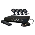 CCTV Surveillance Security System