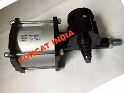 Piston Type Pneumatic Actuator For Batching Plant