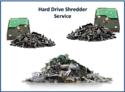 Hard Drive Shredder Service