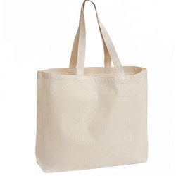 140 Gsm Canvas Shopping Bag