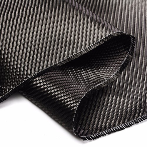 Black Twill Carbon Fiber Fabric Mat, Rs 1430 /square meter Vruksha  Composites | ID: 21586919530