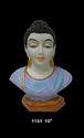 Half Gautam Buddha