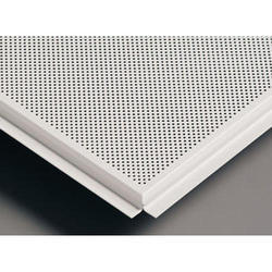 Perforated Metal Ceiling Tile