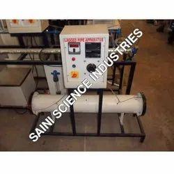 Saini Heat Transfer Through Lagged Pipe Apparatus