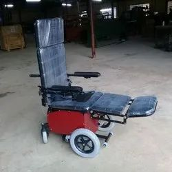 Motorized Footrest Elevating Wheelchair