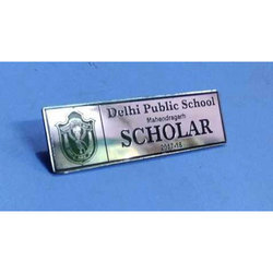 Scholar Rectangular Badge