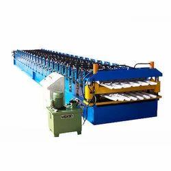 Roof Sheet Making Machine