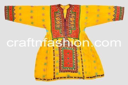 13f131add89 EMBROIDERY Balochi Kuchi Handmade Top/Tunic/Kurta, Rs 3500 /piece ...