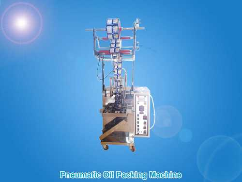 Pneumatic Oil Packing Machine