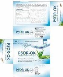 PSOR-OK Soap
