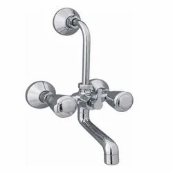 Wall Mounted Blues ACE Mixer With L-Bland Tap, For Bathroom Fittings, Packaging Type: Box