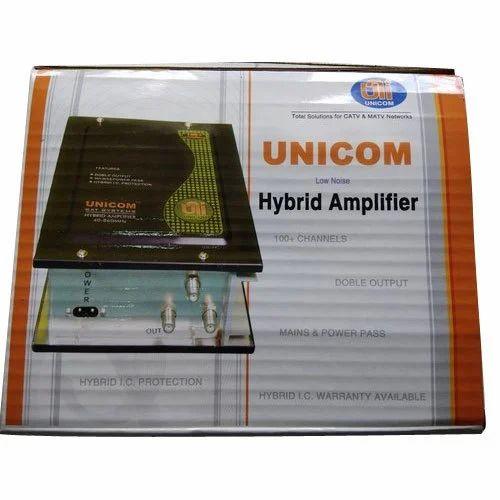 860 Mhz Hybrid Amplifier | Unicom Satellite Systems | Retail Trader