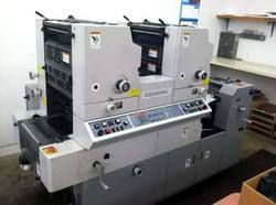 Brochure Printing Machine
