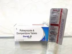 Rabeprazole 20 mg   Domperidone  10 mg