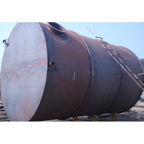 Water Ms Storage Tanks, Capacity: 1000 to 15000 L