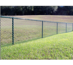 Playground Boundary Fencing