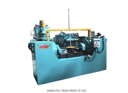 Track press