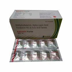 Methylcobalamin Alpha Lipoic Acid Pyridoxine HCL Folic Acid Tablet