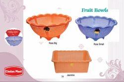 Chetan Plastic Fruits Bowl