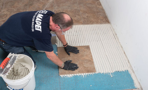 Mapei Tile Joint Filling Service, Minimum Floor Area: 100 Sq Ft