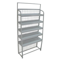 Supermarket Steel Rack