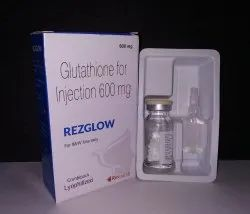 Glutathione 600mg Injection