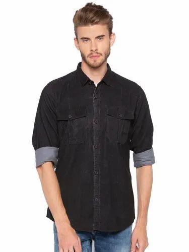 Mens Corduruoy Shirt Surplus Stocklot