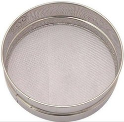 Stainless Steel Flour strainer, For Kitchen
