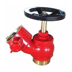 SS Single Headed Landing Valve