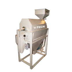V TECH Dehuller Cum Pearler, Model Number/Name: Vt9873, Capacity: 50 To 100 Kg/Hr
