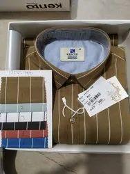 Men Cotton Kento Lining Shirts - 1355