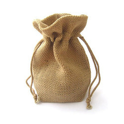 Small Jute Pouch Bags