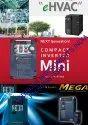 Fuji Electric AC Drive Control Panel Frenic Mini Frenic Ace Frenic Mega Frenic Micro Frenic Hvac