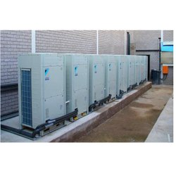 Mild Steel Daikin Industrial Cooling System