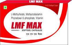 L-Methylfolate Methylcobalamin Phyrodoxal-5 Phosphate Vitamin