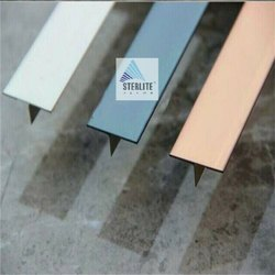 Sterlite Stainless Steel T Profiles