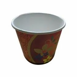 Disposable Printed Paper Tea Cup, Capacity: Available In 60ml To 250ml