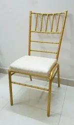 Chivari Chair, Seating Capacity: 70-80 Kg