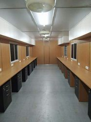 Portable Office Cabins Manufacturer