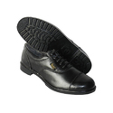 Leather Mens Nitrile Rubber Shoes