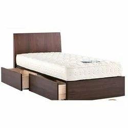 Singal Bed With Doors