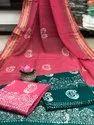Handmade Pure Cotton Dress Material