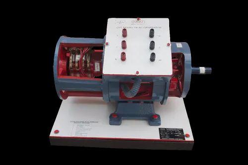 Rajat Mild Steel Cut Model Of AC Generator
