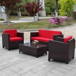 Lawn Sofa Set