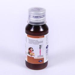 Paracetamol 125mg, Phenylephrine 5mg & Cpm 0.5mg Suspension