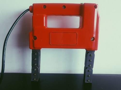 Calibration Of Ndt Equipments Battery Powered Dc Yoke