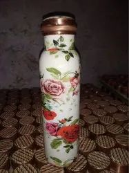 Meena Copper Bottle